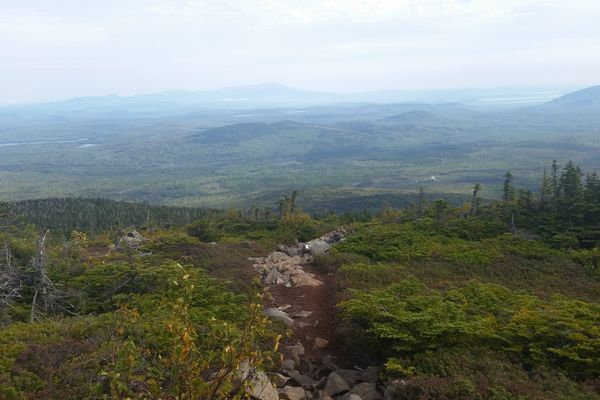 The Final Days of Hiking (September 1-4)
