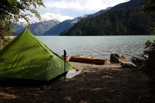 A Review of My Six Moon Designs Lunar Solo Tent