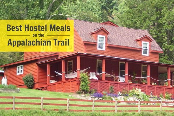 Best Hostel Meals on the Appalachian Trail