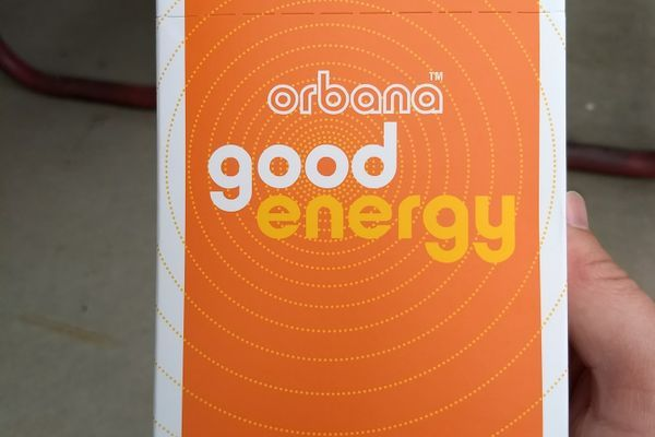 A Review: Orbana Good Energy