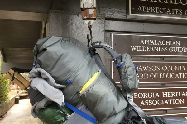 Post Appalachian Trail Thru-Hike Gear list