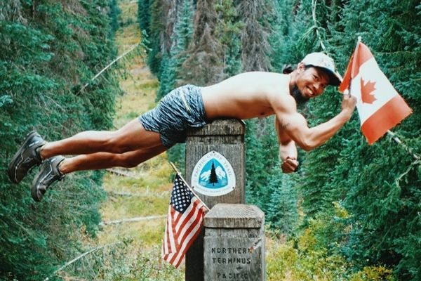 Congratulations to these Pacific Crest Trail and Appalachian Trail Thru-Hikers! [One pic is NSFW]