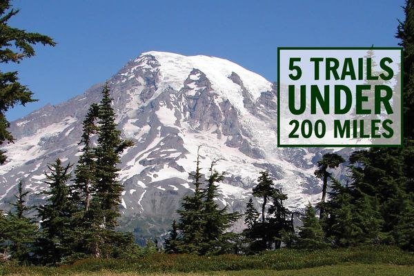 A Thru-Hike for Everyone: 5 Trails Under 200 Miles