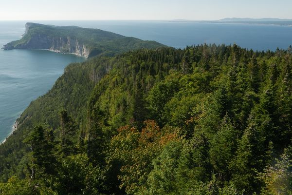 The International Appalachian Trail in Québec: Where the Mountains Reach the Sea