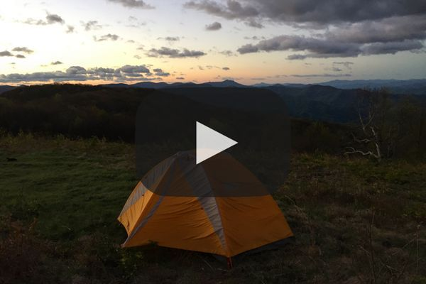 Moments from the Appalachian Trail
