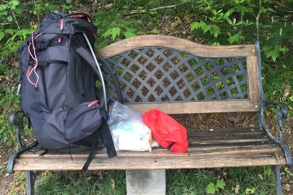 """Overloaded"" Backpack, Outdated Gear, and Trail Names"