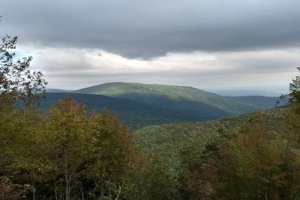 Shenandoah Shakedown Hike-Part 1