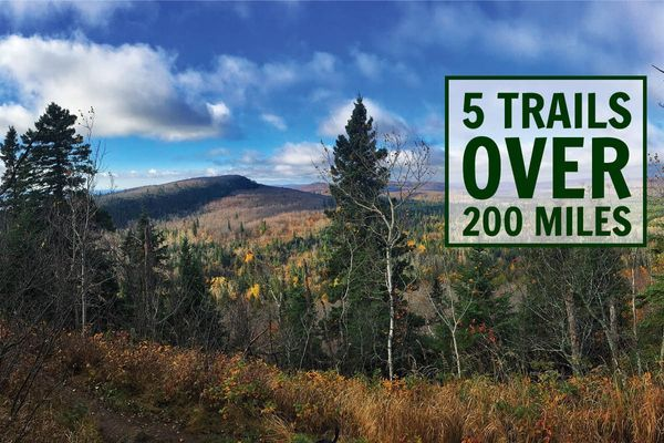 A Thru-Hike for Everyone (Part II): 5 Trails Over 200 Miles