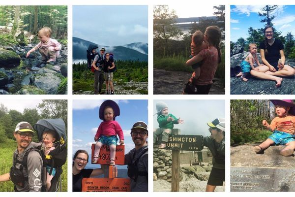 The Family That Successfully Thru-Hiked the AT With Their Baby