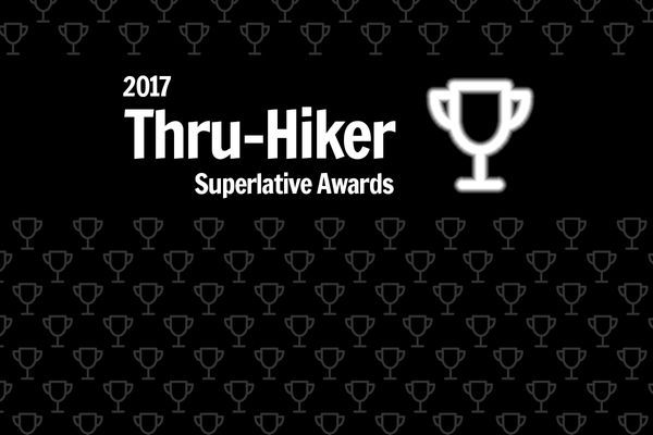 2017 Thru-Hiker Superlatives