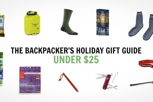 The Backpacker's Holiday Gift Guide: Under $25