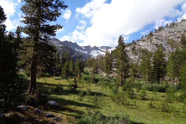 Peace and Hardship Through the Range of Light: PCT Part 9
