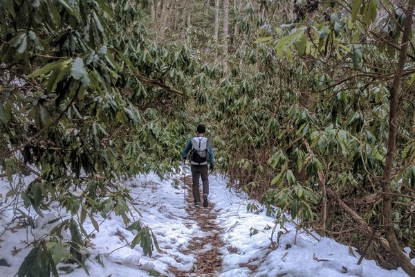 Winter Appalachian Trail Thru Hike – Day 3 (24 miles)