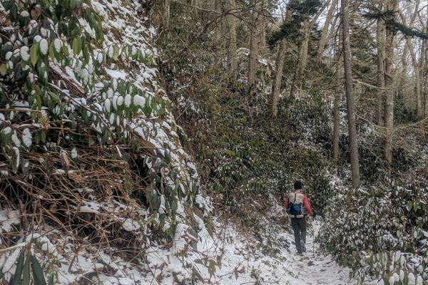 Winter Appalachian Trail Thru-Hike – Day 7 (22 miles)