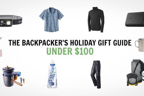 The Backpacker's Holiday Gift Guide: Under $100