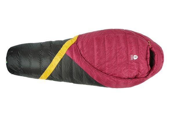 Gear Review: Sierra Designs' Cloud 20ºF Sleeping Bag