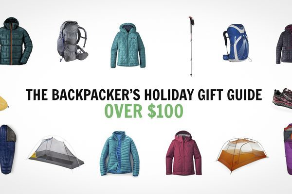 The Backpacker's Holiday Gift Guide: Over $100