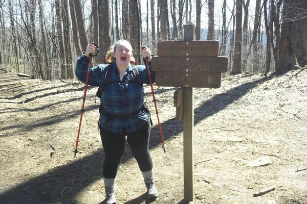 Question: Why am I hiking the Appalachian Trail?