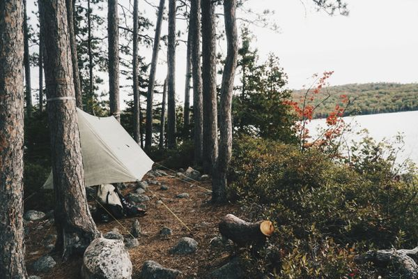 Shutterbug's Favorite (and Least Favorite) Places to Camp on the Appalachian Trail