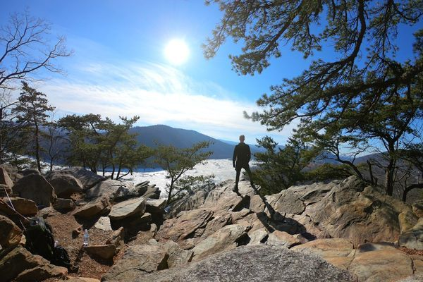Facing Adversity, Embracing Challenge On  A Thru-Hike