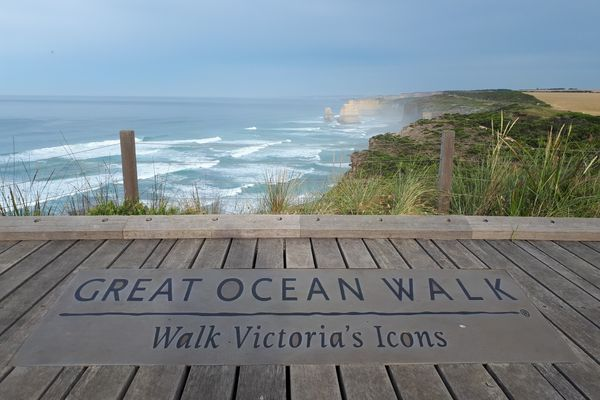 Defying the odds on the Great Ocean Walk