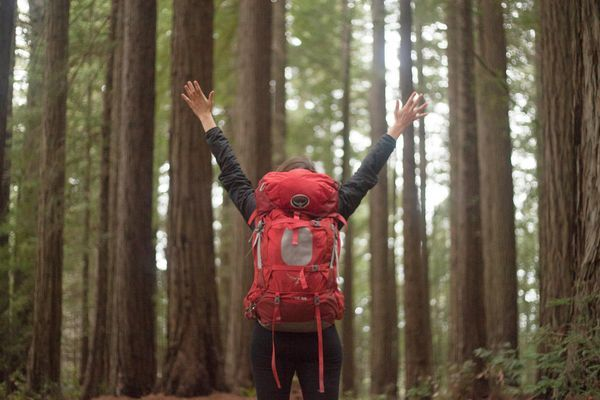 Hike Like a Girl: Facing Fears, Empowering Women