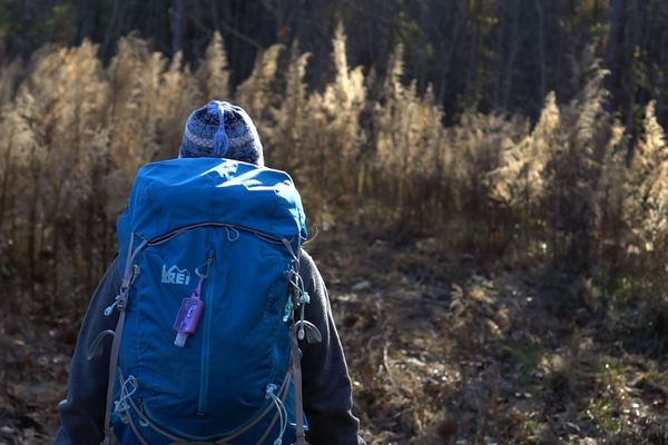 Appalachian Trail Winter Gear List: Nikki's Pack
