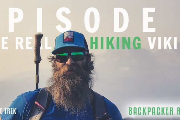 Introducing Backpacker Radio by The Trek! Episode #1: The Real Hiking Viking