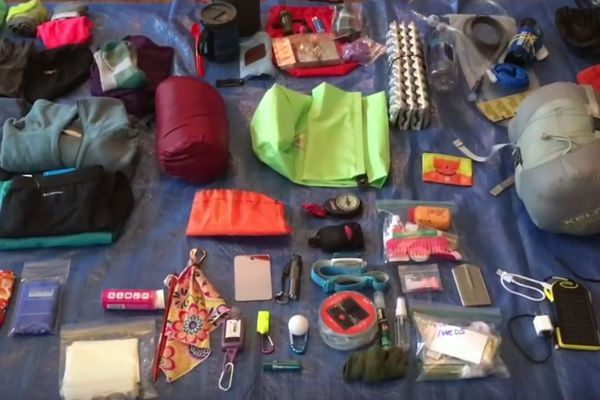 Hunting Down Backpacking Gear On A Budget