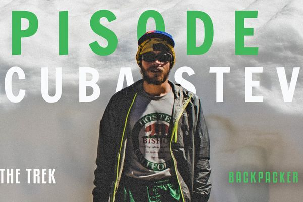 Backpacker Radio Episode #2: Scuba Steve on Hiking Through the Sierra in Record Snow, Poop Stories, & The Top Gear on the Appalachian Trail