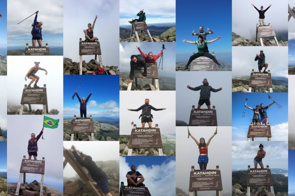 126 Glorious 2017 AT Thru-Hiker Summit Photos