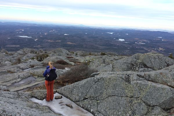 Muddy Soles and Clean Souls: Plunging into a Thru-Hike