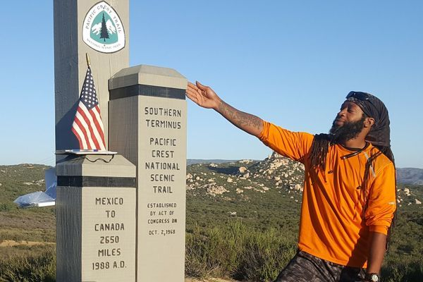 The Epic Journey to Becoming Akuna the Thru-Hiker