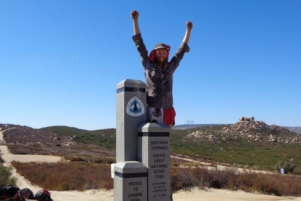 Experiencing Every Inch: Canada to Mexico on the PCT