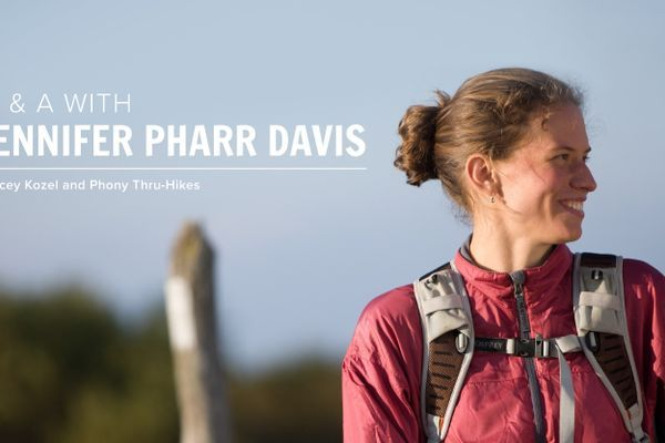 Mailbag with Jennifer Pharr Davis: Stacey Kozel and Phony Thru-Hikes