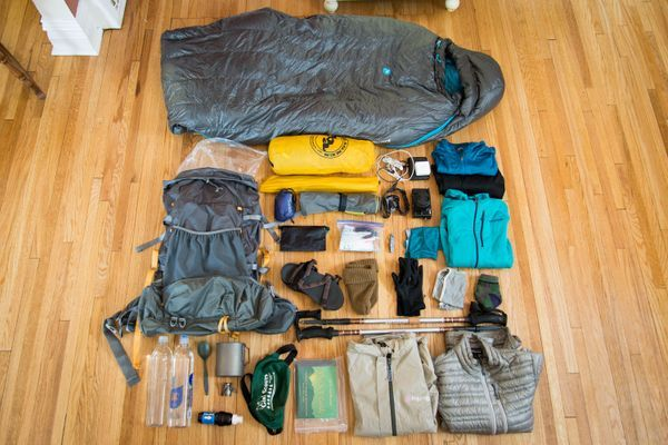 What I'm Carrying: My AT Gear List