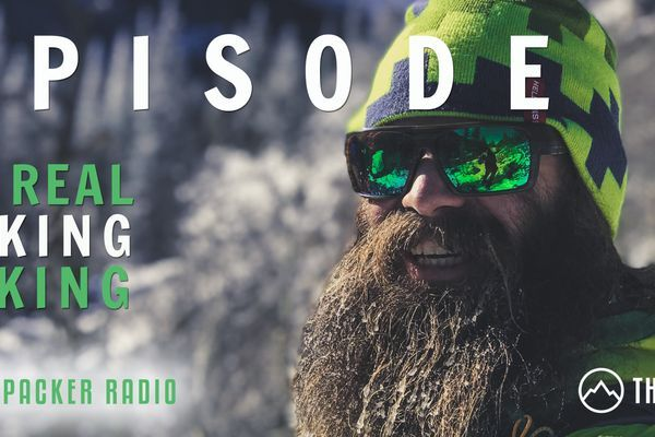 Backpacker Radio Episode #4: The Real Hiking Viking Pt II, Scariest Moments from the Trail, and Thru-Hiking Nutrition