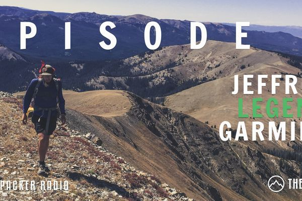 "Backpacker Radio Episode #7: Jeffrey ""Legend"" Garmire on Hiking the Triple Crown in a Calendar Year"
