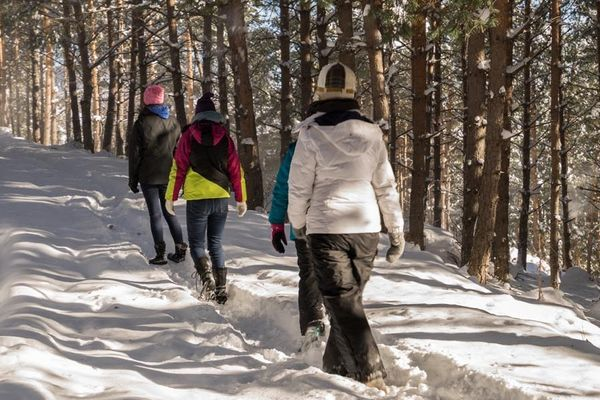 5 Necessities For Chilly Winter Hikes