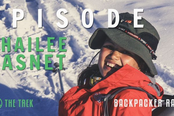 Backpacker Radio Episode #5: Shailee Basnet on Summiting Everest, The AT vs. PCT, and Thru-Hiking Purism