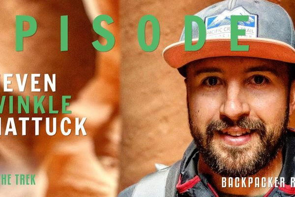 """Backpacker Radio Episode #6: Steven """"Twinkle"""" Shattuck on Dirt-Bagging for a Year, The Best Headlamps for Thru-Hiking, and Curing Anxiety on Trail"""