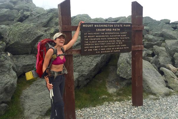 How Thru-Hiking Changes Your Relationship to Your Body