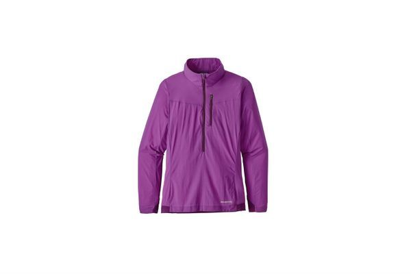 Gear Review: Patagonia Airshed Pullover