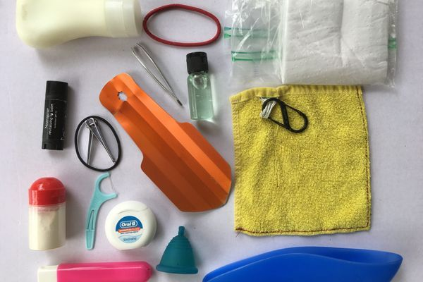 What's in My Pack? The Hygiene Edition