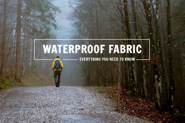 Everything You Need to Know About Waterproof Fabrics
