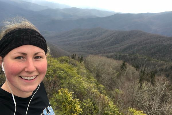 Through the Smokies, and I Just Keep Walking