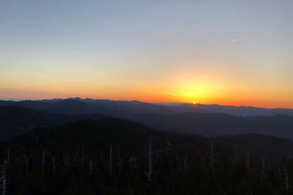 North Carolina and the Smokies: Changes in Altitude