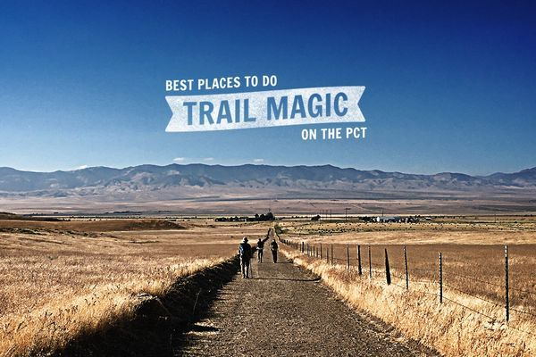 Best Places to Do Trail Magic on the PCT