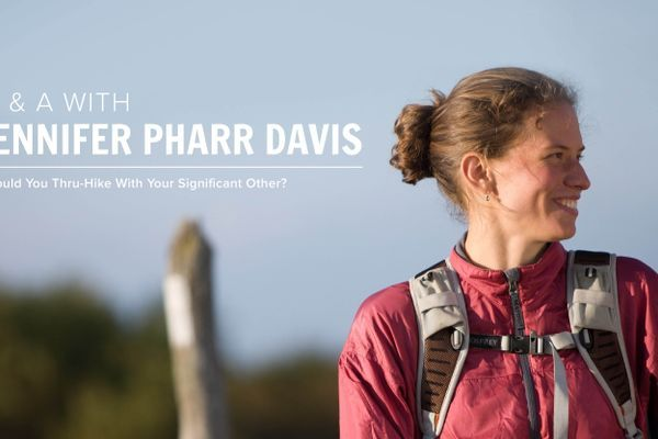 Mailbag with Jennifer Pharr Davis: Should You Thru-Hike With Your Significant Other?
