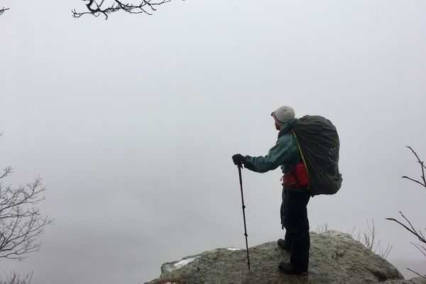 From Never Backpacking to Springer in Two Months